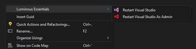 Restart (from code)